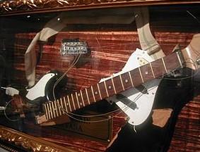 Keunikan Gitar Hancur Di Casino