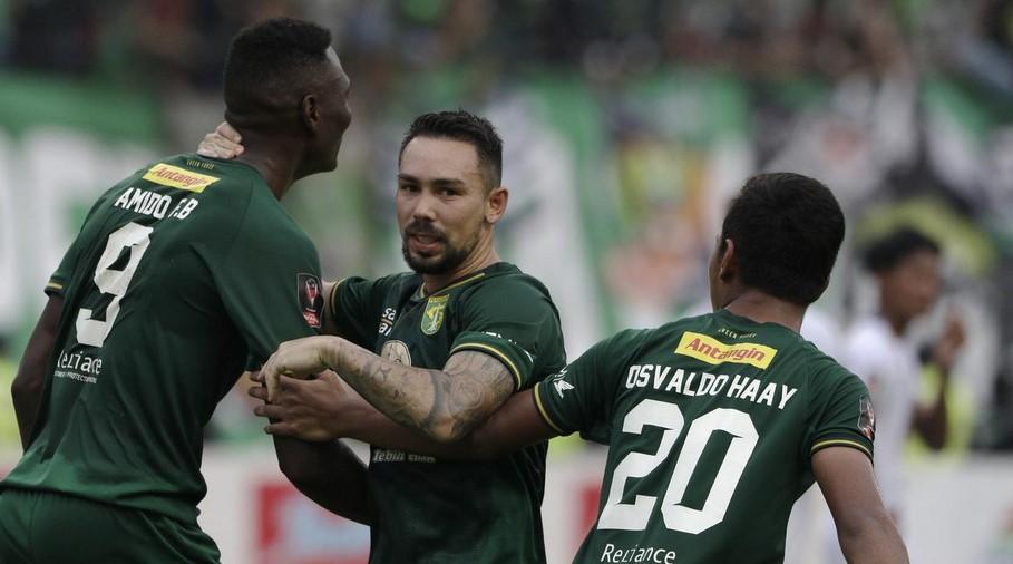 Spektakuler Final Ke 2 Piala Presiden 2019