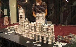 Keunikan Susunan Rumah Di Casino