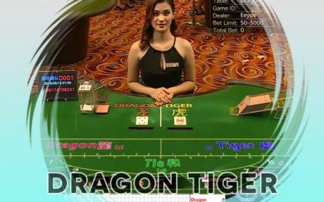 Cerita Dibalik Game Judi Dragon Tiger